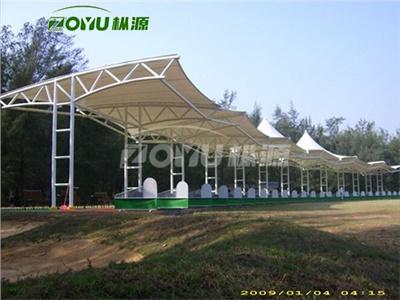 停车篷(膜结构)