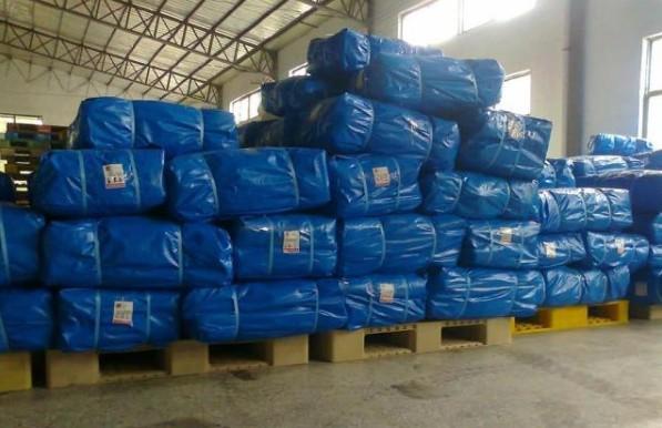 PE篷布制作材料特点及贮存方式